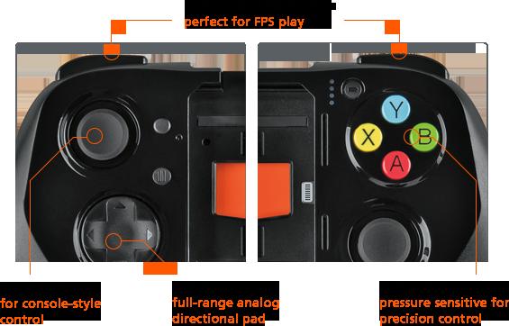 Cellphone Game Controller